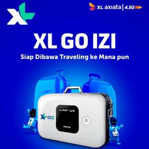 Kuota XL XL Modem Broadband - XL Go IZI 20 GB