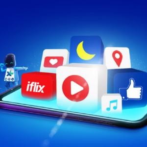 Kuota XL XL Xtra Kuota - Facebook 2 GB